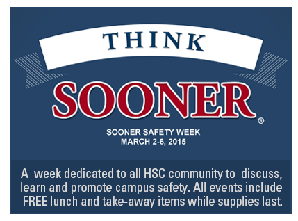 Sooner Safety Week
