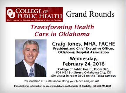 Transforming Healthcare in Oklahoma