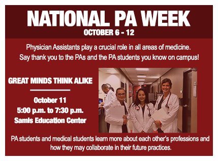 National PA Week