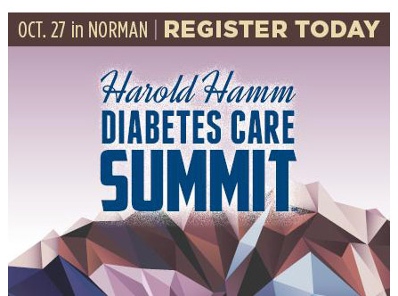 Harold Hamm Diabetes Summit 2017