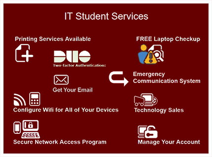 IT Student Services