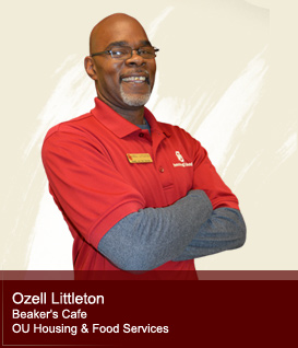 employee-Ozell Littleton