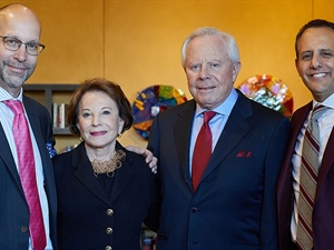 Stephenson Cancer Center Announces Multi-Million Dollar Gift