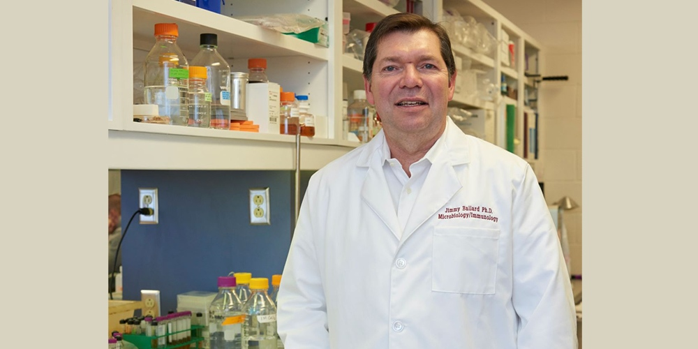 OU College of Medicine Awarded $11 Million Grant to Study Infections