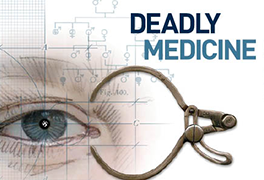 Deadly Medicine Logo