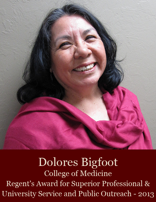 Dolores Bigfoot